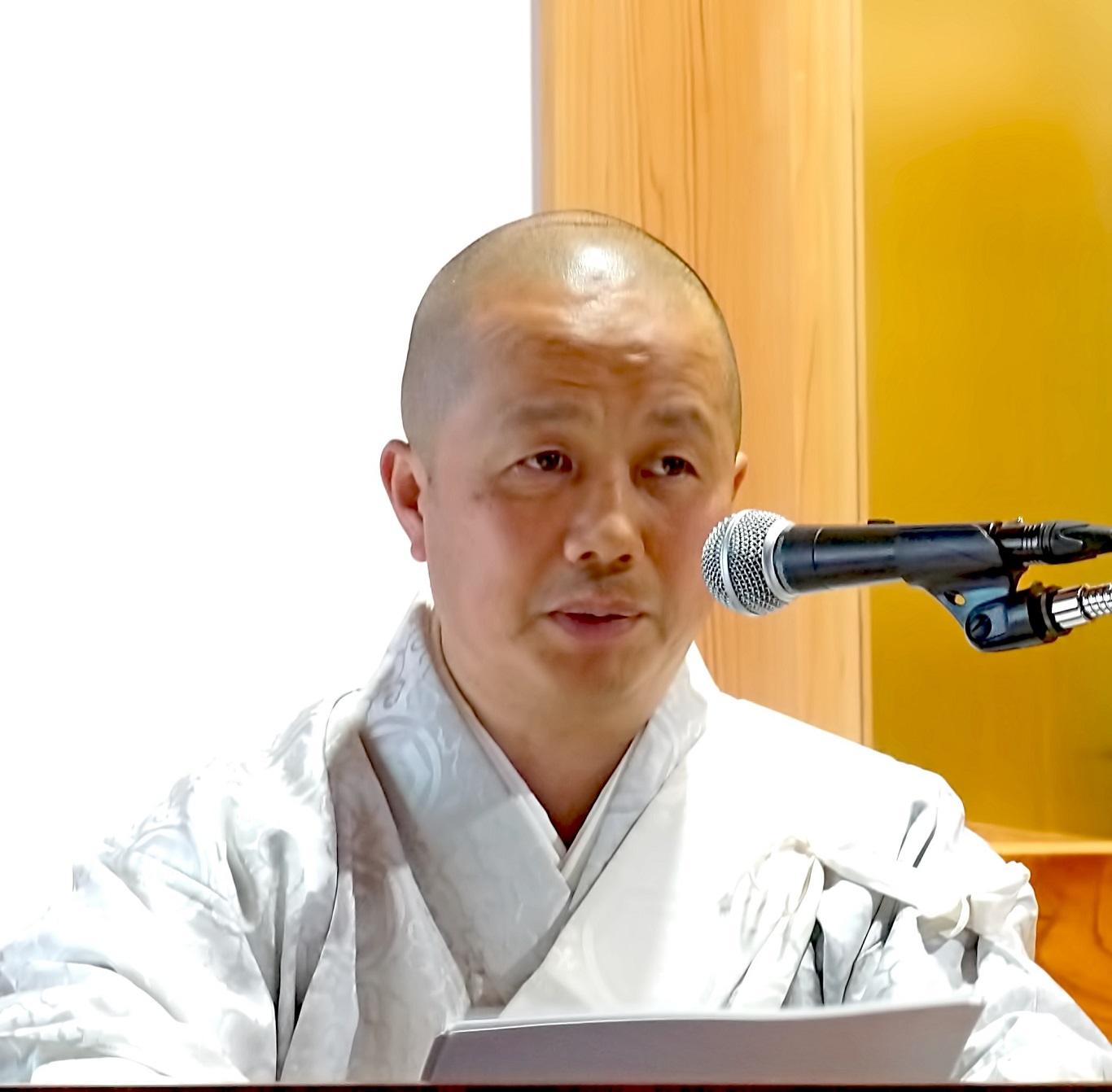 「關於熱原法難」演講-日蓮正宗教學研鑽所主任 齋藤道愉尊師