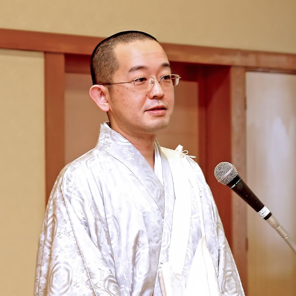 布教演講 大坊內細井信澤哲尊師