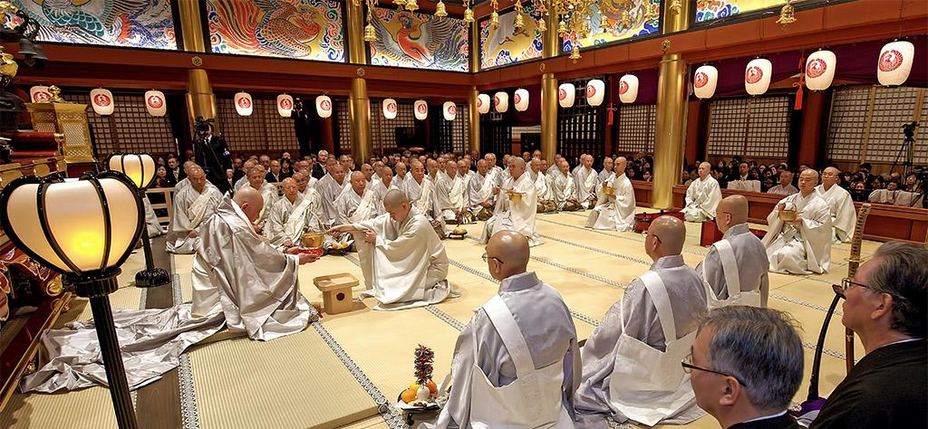 「三三九度」祝賀儀式(11.20)