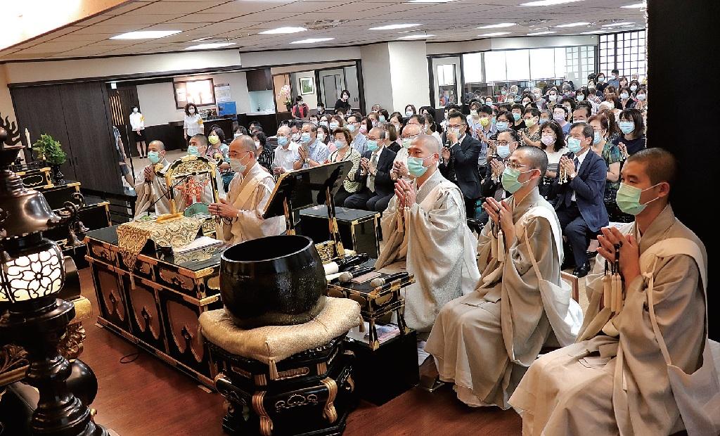 因應新冠肺炎疫情首度舉行的海外信徒直播總會,十月四日下午二時的場次,有台灣、韓國、香港、馬來西亞、大洋洲等地的信徒,透過網路連線參加