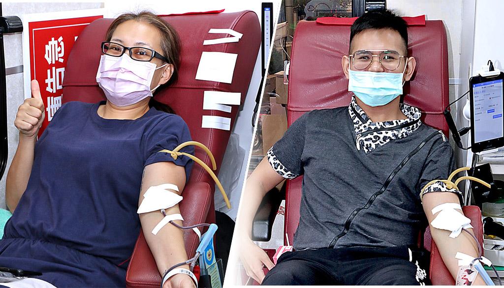 快樂捐血人